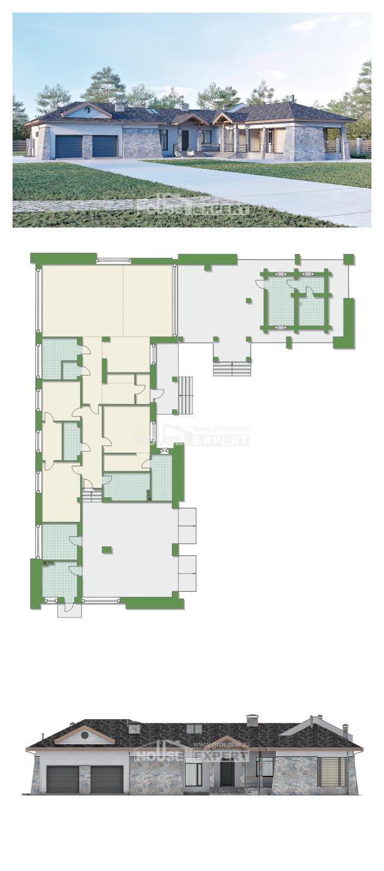 Проект дома 280-004-Л | House Expert